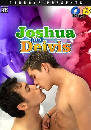 Gay Adult Movie Joshua And Deivis - front box cover