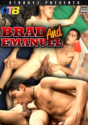 Gay Adult Movie Brad And Emanuel - front box cover