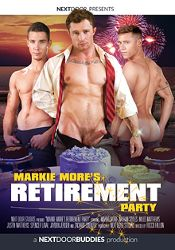 Gay Adult Movie Markie More's Retirement Party