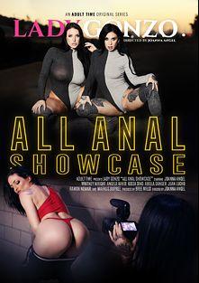 Lady Gonzo All Anal Showcase, starring Joanna Angel, Whitney Wright, Kissa Sins, Abella Danger, Juan Lucho, Markus Tynai, Angela White and Ramon Nomar, produced by Adult Time.