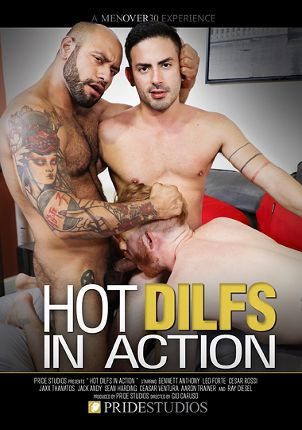 Gay Adult Movie Hot DILFs In Action