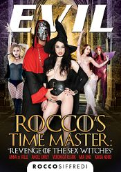 Straight Adult Movie Rocco's Time Master: Revenge Of The Sex Witches