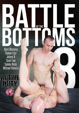 Gay Adult Movie Battle Of The Bottoms 8
