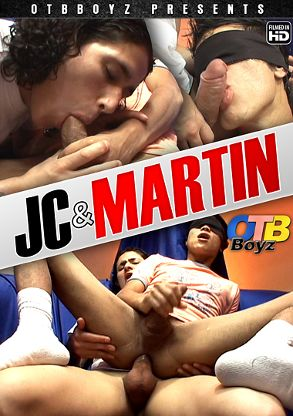 Gay Adult Movie JC And Martin - back box cover