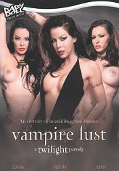 Straight Adult Movie Vampire Lust: A Twilight Parody