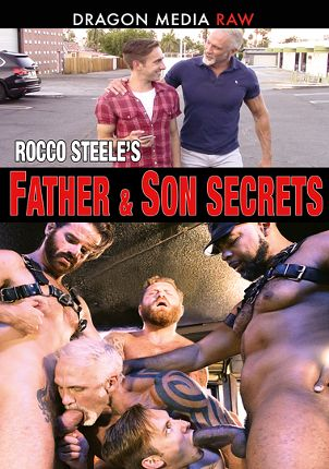 Gay Adult Movie Rocco Steele's Father And Son Secrets