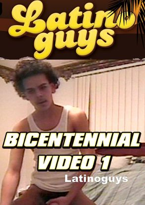 Gay Adult Movie Bicentennial Video - back box cover