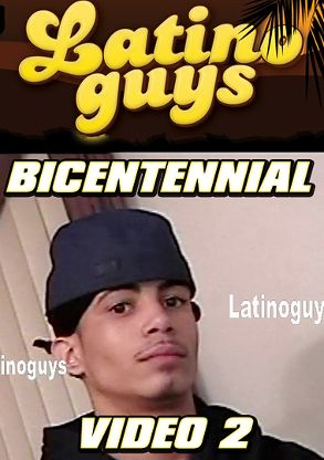 Gay Adult Movie Bicentennial Video 2 - front box cover