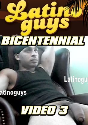 Gay Adult Movie Bicentennial Video 3 - front box cover