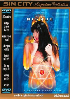 "Adult entertainment movie ""Risque"" starring Luna, Catalina & Calli Cox. Produced by Sin City."