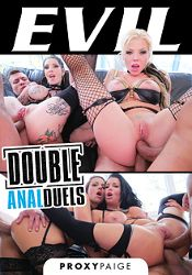 Straight Adult Movie Double Anal Duels