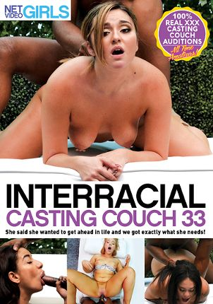 Straight Adult Movie Interracial Casting Couch 33