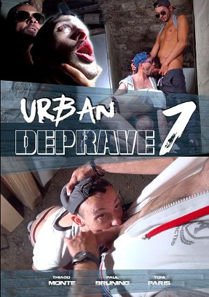 Gay Adult Movie Urban Deprave