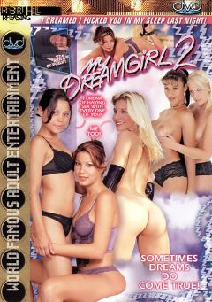 "Adult entertainment movie ""My Dreamgirl 2"". Produced by Robert Hill Releasing Co.."