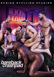 Gay Adult Movie Bareback Crashpad