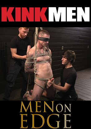 Gay Adult Movie Dane Stewart Tied Up, Electrocuted, And Edged - front box cover