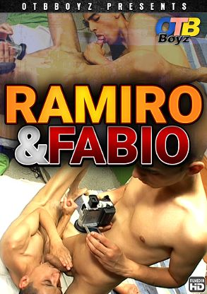 Gay Adult Movie Ramiro And Fabio 2 - back box cover