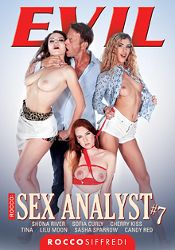 Straight Adult Movie Rocco: Sex Analyst 7