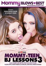Straight Adult Movie Mommy-Teen BJ Lessons 3