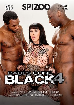 Straight Adult Movie Babes Gone Black 4
