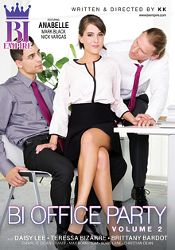 Gay Adult Movie Bi Office Party 2
