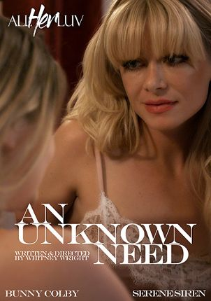 Straight Adult Movie An Unknown Need