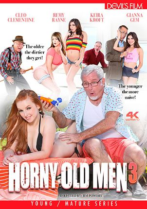Straight Adult Movie Horny Old Men 3