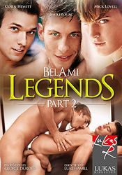 Gay Adult Movie BelAmi Legends 2