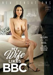 "Just Added presents the adult entertainment movie ""My Wife Likes BBC""."