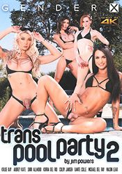 Straight Adult Movie Trans Pool Party 2
