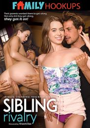"Just Added presents the adult entertainment movie ""Sibling Rivalry""."