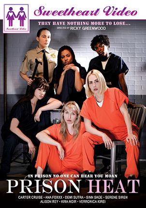 Straight Adult Movie Prison Heat