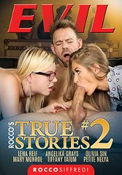 Straight Adult Movie Rocco's True Stories 2