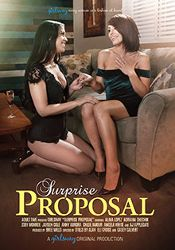 Straight Adult Movie Surprise Proposal