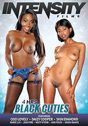 Straight Adult Movie 4 HRS Black Cuties