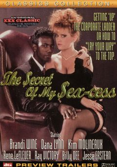 "Adult entertainment movie ""The Secret Of My Sex-cess"" starring Brandy Wine, Renee Morgan & Dana Lynn. Produced by Cal Vista Classic."