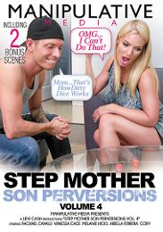 "Just Added presents the adult entertainment movie ""Step Mother Son Perversions 4""."
