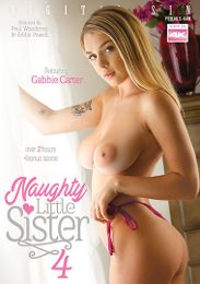 "Just Added presents the adult entertainment movie ""Naughty Little Sister 4""."