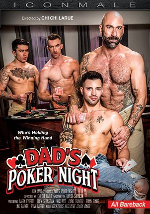 Gay Adult Movie Dad's Poker Night