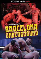 Gay Adult Movie Rocco Steele's Barcelona Underground