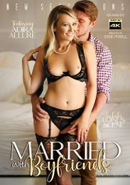 "Just Added presents the adult entertainment movie ""Married With Boyfriends""."