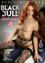 """Just Added presents the adult entertainment movie """"A Black Bull For My Hotwife 4""""."""