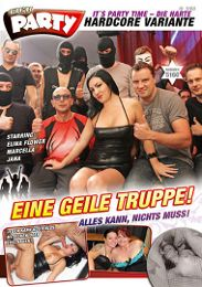 """Just Added presents the adult entertainment movie """"Fick Party: Fuck And Dance 144: Eine Geile Truppe""""."""