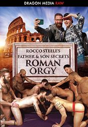 Gay Adult Movie Rocco Steele's Father And Son Secrets - Roman Orgy