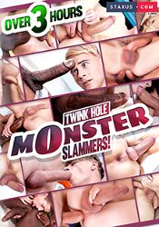 Gay Adult Movie Twink Hole Monster Slammers