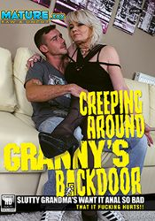 Straight Adult Movie Creeping Around Granny's Backdoor