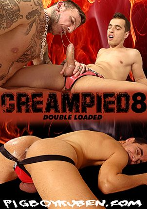 Gay Adult Movie Creampied 8: Double Loaded