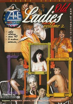 "Adult entertainment movie ""Old Ladies 2"". Produced by Vico Distributions."