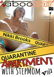 Straight Adult Movie Nikki Brooks In Quarantine Apartment With Stepmom