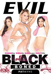 Straight Adult Movie Black Boned